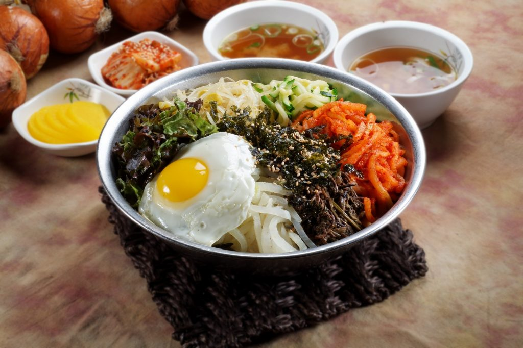 Korean Foods V3
